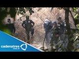 Encuentran 7 cuerpos en fosa clandestina; sospechan que sean de los desaparecidos del Heaven