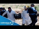 Encuentran cuerpos en fosa clandestina del Estado de México /  Caso bar heaven