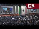 Asiste clase política, empresarios y académicos al Informe Presidencial en Palacio Nacional/ Pascal