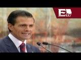 Presenta Peña Nieto proyecto de nuevo aeropuerto / Excélsior Informa
