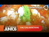 ¿Cómo preparar sopa chili chili bang bang? / How to make soup chili chili bang bang?