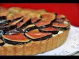 Cómo preparar tarta de higos con queso crema / How to prepare figs cake with cream cheese