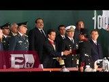 EPN encabeza aniversario 167 de Gesta Heroica de Chapultepec / Excélsior en la media