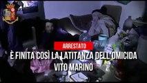 Arrestato Vito Marino, il latitante che sconterà l'ergastolo per triplice omicidio | Notizie.it