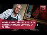 Perfil: Rogelio Guerra, el galán de las telenovelas mexicanas