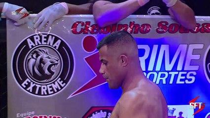 #14.1 - SFT5 - Principal - Peso-médio- Quemuel Ottoni (Família Komodo) x Cléber Souza (K2 MMA-Arena Extreme)
