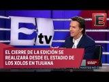 Fernando Landeros habla sobre el Teletón