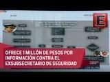 Fiscalía de Veracruz informa sobre funcionarios vinculados a desapariciones