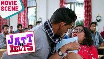 JATT vs IELTS | Comedy Movie Scene | Ravneet, Gurpreet Ghuggi
