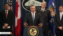 Justice Department Charges Russian Intelligence Officers In Hacking Scheme