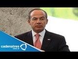 Felipe Calderón Protesta en Twitter por el espionaje de Estados Unidos / Espionaje a Felipe Calderón