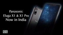 First Impression   Panasonic launches Eluga X1 & X1 Pro in India