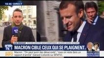 """La petite phrase de Macron à Colombey-les-Deux-Églises sur les retraités: """"On affaire à un récidiviste du mépris"""" dénonce Ian Brossat (PCF)"""