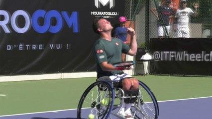 Men's Singles Final - Reid (GBR) vs Peifer (FRA)