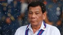 Philippine Leader Raises Health Doubts