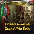 Escrime: 1ère Edition du Tournoi grand prix  Epée