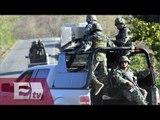 Marina Armada de México niega participación de extranjeros en operativos / Excélsior en la Media