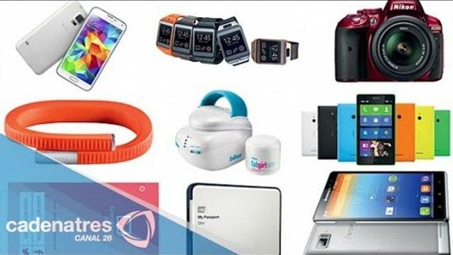 Los mejores regalos tecnológicos / Mejores gadgets 2014