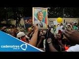 Sudáfrica se preparar para el homenaje al ex presidente Nelson Mandela