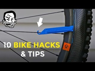 10 Bike Hacks & Tips