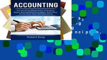 D.O.W.N.L.O.A.D [P.D.F] Accounting: Accounting made easy, including basic accounting principles,