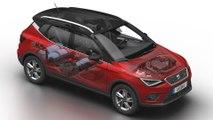 Paris 2018: Seat präsentiert Seat Arona TGI als weltweit erstes CNG SUV