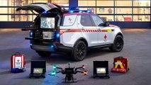 Paris 2018: Große Jubiläumsfeier bei Jaguar Land Rover