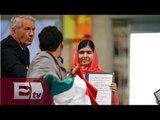 Es exonerado joven mexicano que interrumpió la entrega de premios Nobel de la paz  /Pascal Beltrán