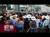 Campesinos de la Montaña bloquean autopista del Sol por un fraude / Paola Virrueta