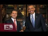 Enrique Peña Nieto realiza visita oficial a Washington / Titulares de la mañana