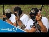 Autodefensas se expanden provocando la muerte de una persona // Autodefensa en Michoacán