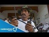 Autodefensas toman Nueva Italia, Michoacán // Autodefensa en Michoacán
