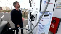 Comment fait-on le plein d'une voiture à hydrogène ?