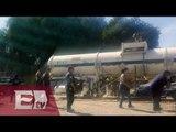 Nueva explosión en tanque cisterna deja fallecido en Cuautitlán Izcalli