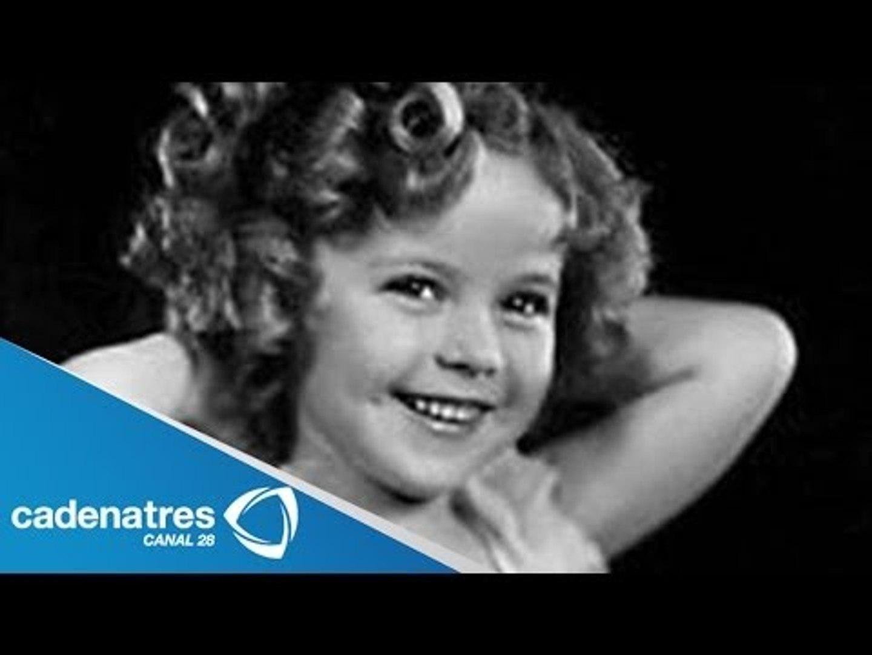 Fallece actriz Shirley Temple a los 85 años de edad / Shirley Temple actress dies at 85 years old