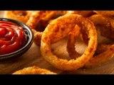Cómo hacer unos deliciosos anillos de cebolla