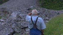 النمسا: قرى بجبال الألب مهددة بانهيارات صخرية بأي لحظة