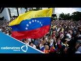 Venezuela, una nación dividida por chavistas y opositores; no cesan protestas contra Maduro