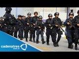 Depuran corporaciones policiacas en Veracruz para mejorar condiciones laborales
