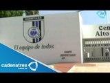 Catean y aseguran instalaciones del club Gallos Blancos de Querétaro por caso Oceanografía