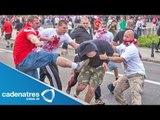 Hooligans, el rostro violento y pasional del futbol