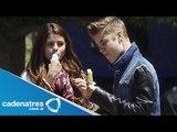 Selena Gómez y Justin Bieber se reconcilian / Selena Gomez and Justin Bieber are reconciled
