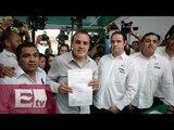 Aprueban la candidatura de Cuauhtémoc Blanco en Morelos / Vianey Esquinca