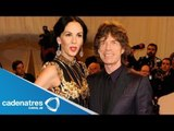 Muere la novia actual de Mick Jagger / Die current girlfriend Mick Jagger