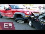 Accidentes automovilísticos en México son causados por distracciones / Titulares de la Noche