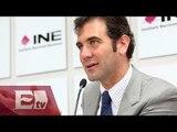 Entrevista a Lorenzo Cordova, consejero presidente del INE /Titulares de la tarde