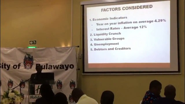 The Bulawayo City Council on Tuesday unveiled its $212 million budget at a meeting with residents, business executives and other stakeholders. The council vowed