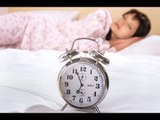 ¿Te afecta el cambio de horario?