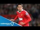 Chicharito Hernández saldría del Manchester United en verano