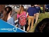 Apuñalan 20 alumnos en secundaria de Estados Unidos / 20 students stabbed at US  high school